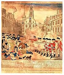 """Boston Massacre"""