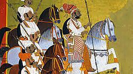 Dalla caduta dell'impero romano d'occidente agli Arabi timeline