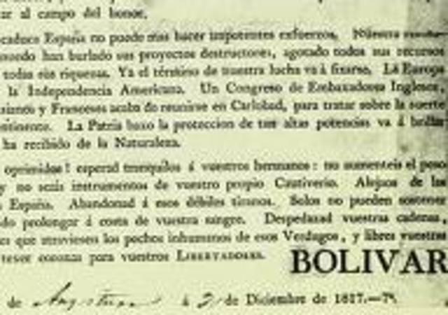 organizacion constitucional por el congreso en cucuta