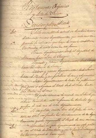 Acta de union