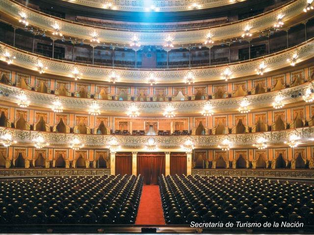 Ópera Simón Boccanegra, Teatro Colón