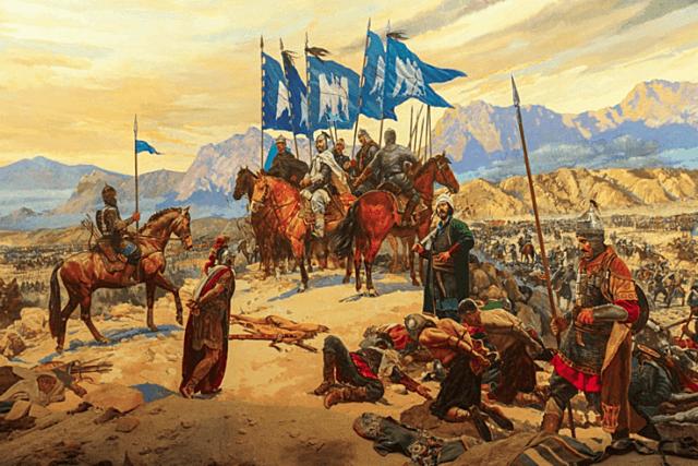 Batalla de Manzikert