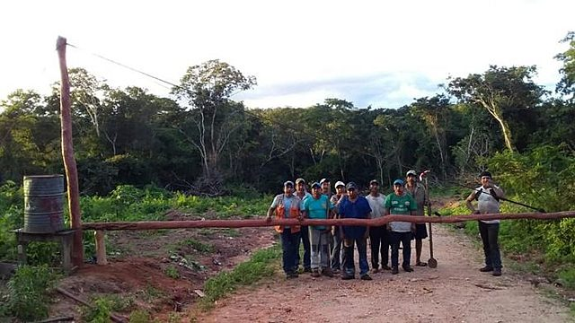 Cidob informa de 57 indígenas positivos a Covid, 20 fallecidos y 165 sospechosos