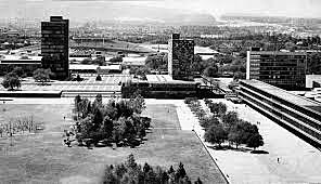 Se inaugura la Ciudad Universitaria