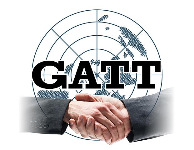 Se formaliza el ingreso al Acuerdo General de Aranceles y Comercio (GATT).