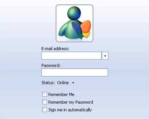 1999 Windows Live Messenger