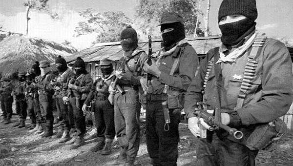 Ejército Zapatista de Liberación Nacional.