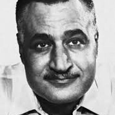 Nasser, 1945-1970 timeline