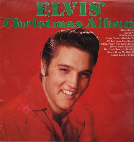 Elvis releases Elvis' Christmas Album