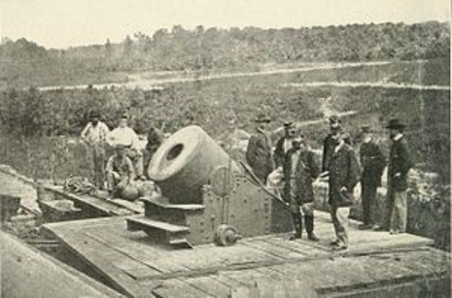Siege of Petersburg