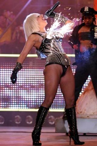 Lady Gaga today