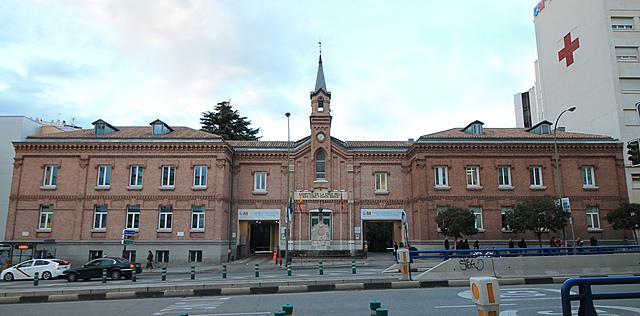 Se inaugura el hospital central de la Cruz Roja en la capital de la República