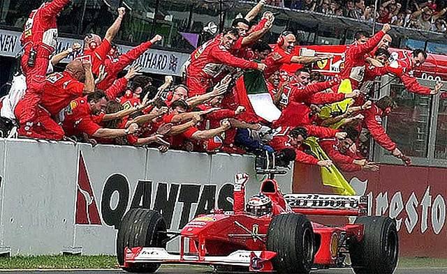 Ferrari campione del mondo