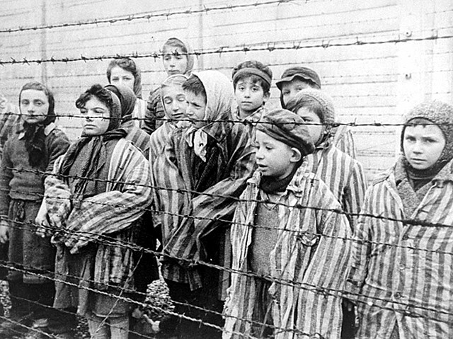 Nazis implemented the final solution