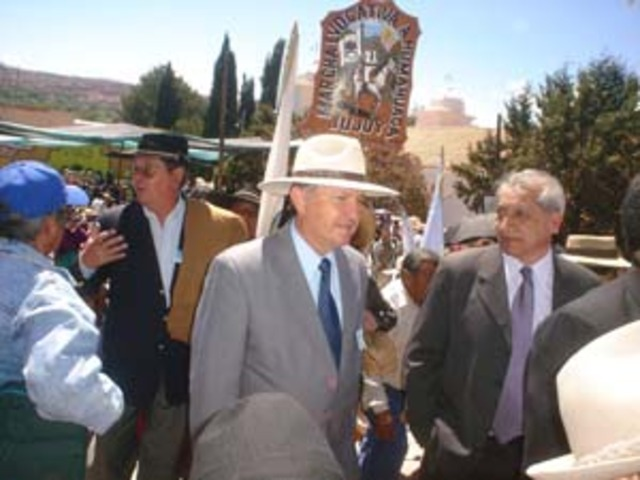 Fiesta Patronal  Humahuaca Jujuy