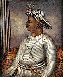 Death of Tipu Sultan.