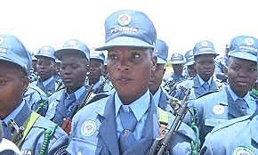 Criação da PRM - Responsável, pela segurança interna e proteção civil