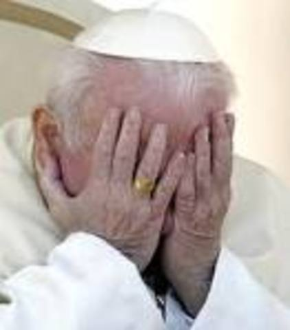 el papa acepta designar obispos