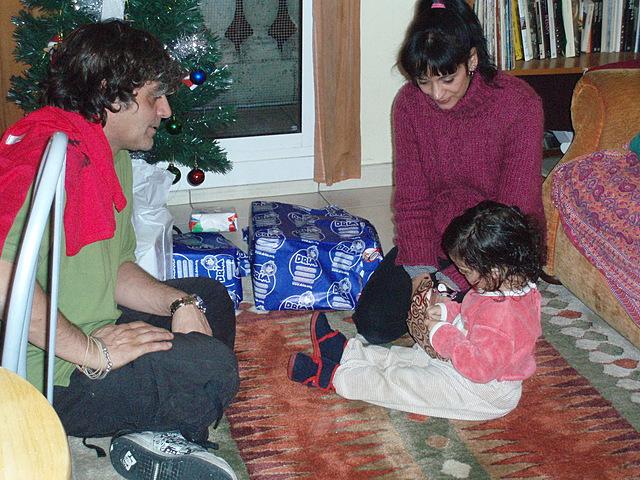 Nadal amb els meus pares