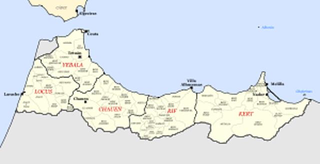 S'instaura el protectorat del Marroc