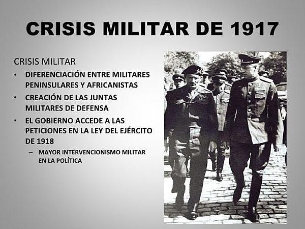 Crisi política, militar i social