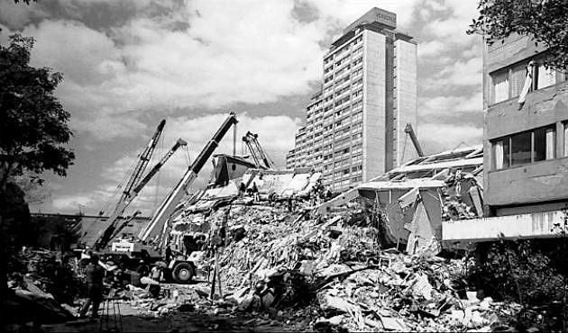 Terremoto del 85.