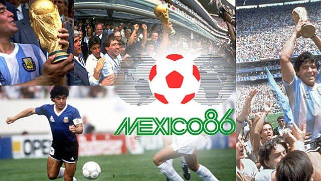 Copa Mundial de Futbol.