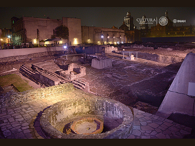 Museo Templo Mayor.