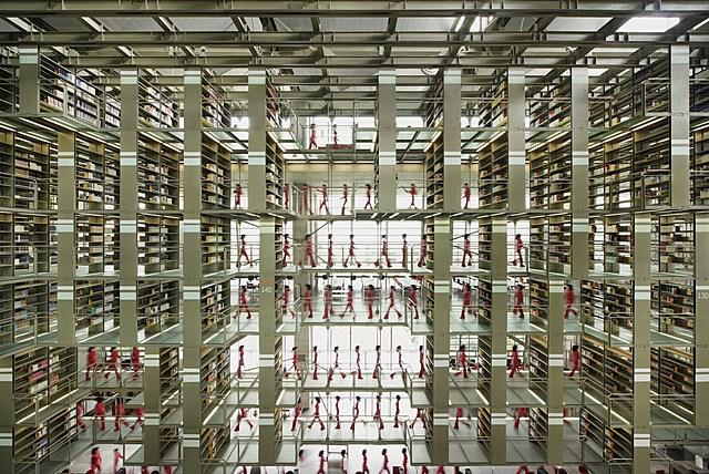 Megabiblioteca.