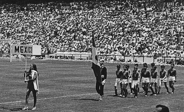 Campeonato Mundial de Fútbol de 1970.
