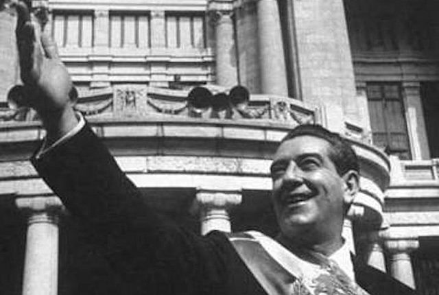 Muere Adolfo López Mateos
