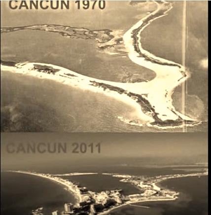 Fundación de Cancún.
