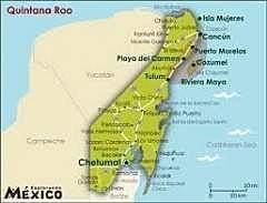 Quintana Roo libre y Soberano.