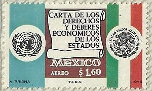 Carta de los Derechos y Deberes Económicos de los Estados.
