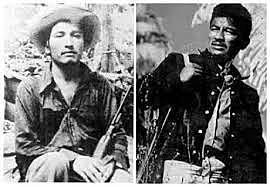 Sometida y terminada la Guerrilla de 1960.
