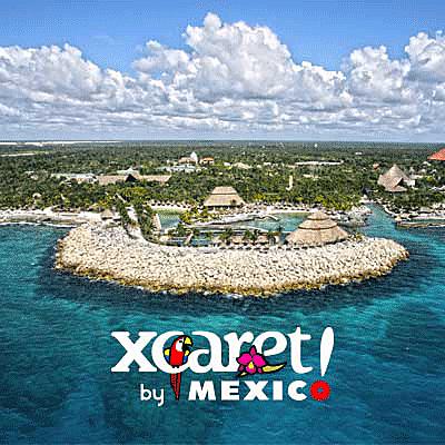 XCARET MEXICO TRANSMITE POR YOUTUBE