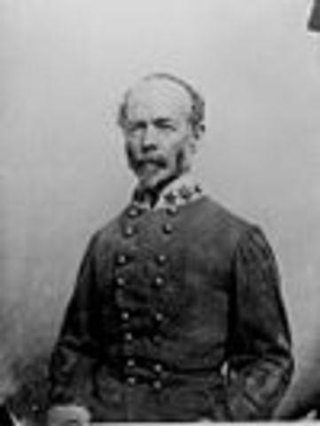 Joseph E. Johnson Surrenders