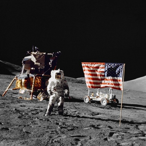 Apollo 17: The final flight