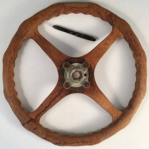 Steering wheels introduced