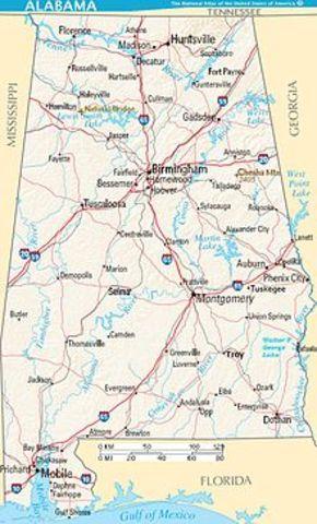 Alabama Seceds