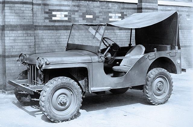 First 4-wheel drive car