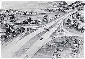 Interstate Highway Act in U.S