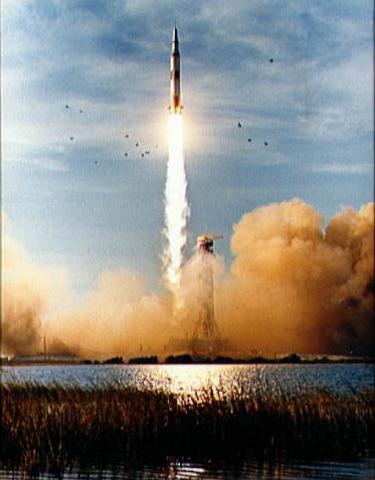Apollo 8 Orbits