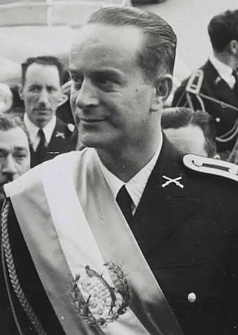 Gobierno del Coronel Jacobo Árbenz Guzmán