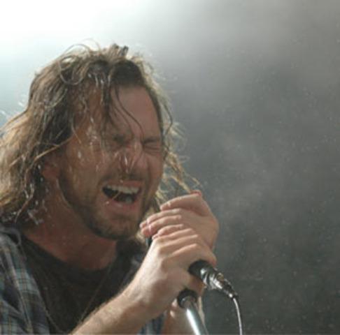 Pearl Jam en Chile! Segundo día