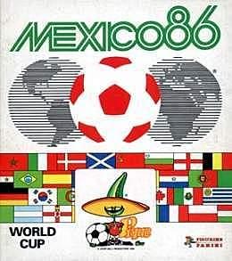 Mundial de Fútbol en México.