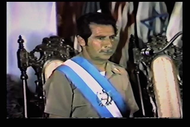 General Efraín Rios Montt