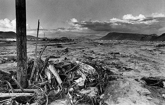 Huracán Liza afecta al estado de Sonora, pues impacta la población de Las Bocas.