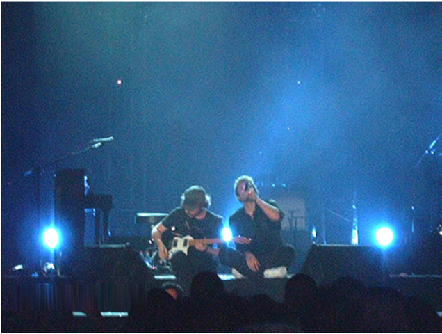 Coldplay en Chile  (Segundo día)