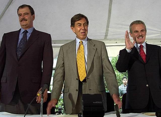 Se realiza el debate entre los candidatos presidenciales.